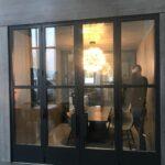 Bi-folding doors Greenwich