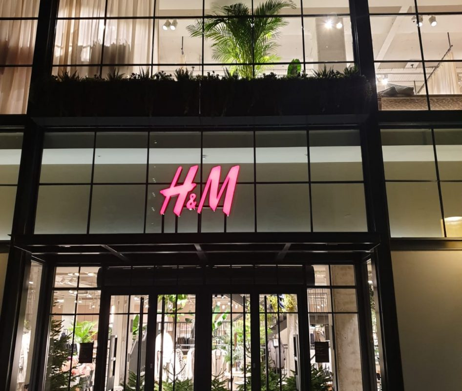 H&M HAMMERSMITH